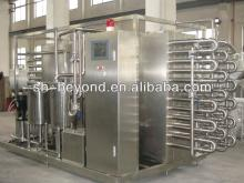 aseptic UHT sterilizer for milk and juice production