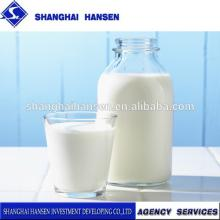 Full Cream UHT milk Import Agency Services for Customs Clearance