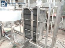 Automatic UHT Milk Sterilizer Machine