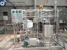 Automatic  uht   milk  sterilizing  machine