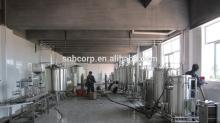 small milk processing plant