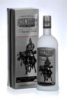 Silver Chinggis Vodka