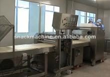 automatic chocolate nougat bar making machine