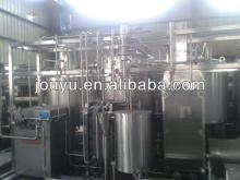 industrial milk and yoghurt treatment system for production line