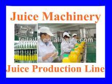 Complete Fruit Juice Production Line(Hot Sale)
