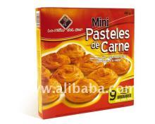 PASTEL DE CARNE - VEAL PIE