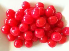 Colored Cherries