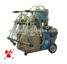 fishbone/parrelled cow milking machine
