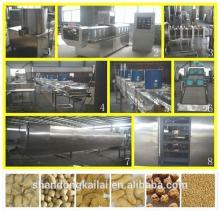 Soya Nuggets Snacks making Machine / Textured Soya protein Machine/Extruder