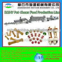 jinan Fully Automatic High Effcient Bulk  Pet  Dog Chewing Gum  Plant