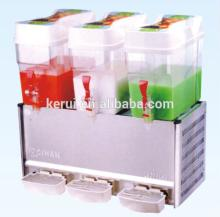 new design hot sell  juice   dispenser  18L with 3 bowls with CE