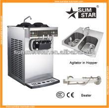 Sumstar S230 Ice cream Machine price/commercial yogurt making machine/best flavorama ice cream blend