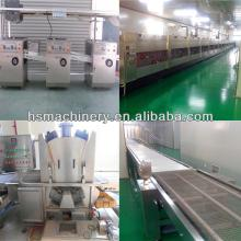 fully automatic biscuit making machine/biscuit production line with bakery machinery made in China f