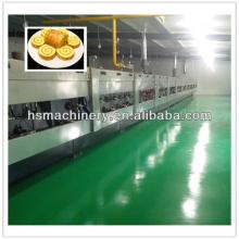 fully  automatic   control  high quality bakery equipment of tunnel oven for baking biscuits/cake/bread/