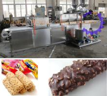 Snack Chocolate  Nut  Cereal Energy Bar  Making   Machine
