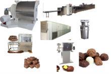 Complete   line  of chocolate making machine