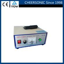 High quality 20khz ultrasonic handheld rubber cutting machine