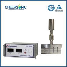 Ultrasonic cake cutting processing processor machine