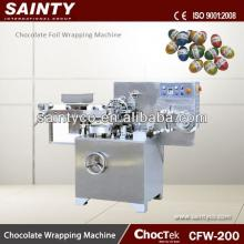 Filled Candy Single Twist Packer CFW200 Chocolate Foil Wrapping Machine