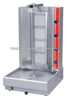 Alibaba Hot Sale Gas Shawarma Machine