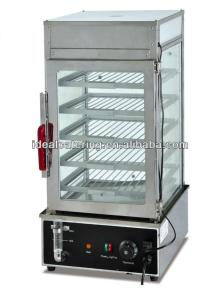 Alibaba Hot Sale Stainless Steel Electric Bun Steamer CE Approval