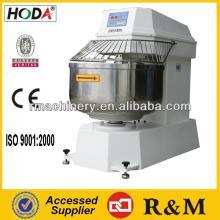 Hot Sale 15-100KG Double Motions Spiral Mixer For Bread Flour