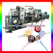 150 kg/h lollipop making machine