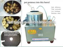 Stainless steel automatic electric potato peeler price / industrial potato peeler / commercial potat