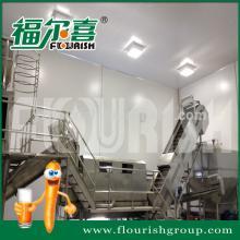 carrot concentration juice production line
