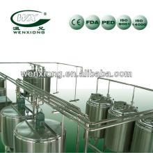 Fruit  Juice   Processing   Line  (GMPs Grade )