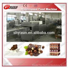 YX/CH200 Automatic nuts chocolate bar machine