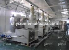 YX/CH200 center filling two heads chocolate bar machinery