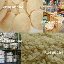 wheat pellets,snack pellets,artificial rice,potato pellet. potato based snacks pellets