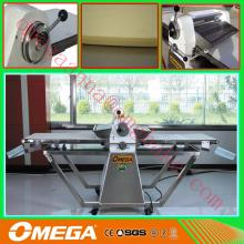 croissant/ Denmark  used   dough  sheeter manufacture with CE&ISO9000