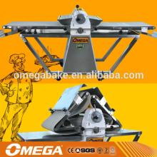 2014 Electric Stainless Steel croissant machine Dough Sheeter price(CE&ISO)