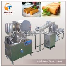 ST-610  Automatic  Vietnamese Rice Paper  Spring  Roll  Machine