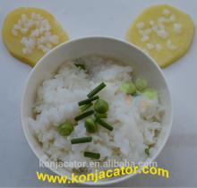 konjac rice with zero calories,zero fat