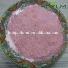 how to make konjac powder