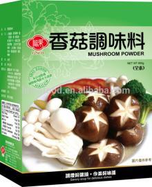 Mushroom   Powder  -- vegetarian  seasoning   powder  without meat ingredients,  mushroom  condiments