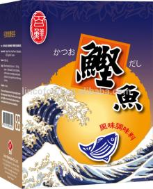 Skipjack Soup Powder (KATUO flavor seasoning) like Ajinomoto HONDASHI
