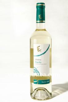 White and fresh Spanish wine, DO Rueda