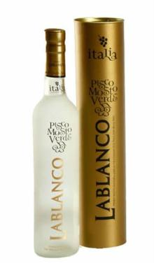 PISCO LABLANCO MOSTO VERDE x 500 ML