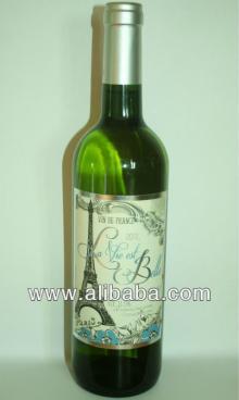 La Vie Est Belle French White Wine