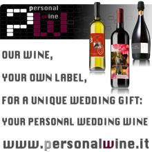 WEDDING ITALIAN WINE GIFT