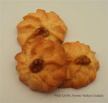 MRS ENAK - Crunchy Durian Walnut Cookies
