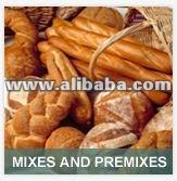 Bread mixes &  premix es