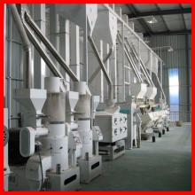 150t Complete rice mill auto rice mill