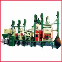 40-50t/day Complete rice milling machine