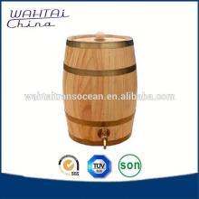 Used Wood Barrel Sale