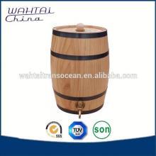Large Wood Keg